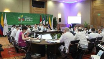 consejo ministros alianza pacífico jalisco economia