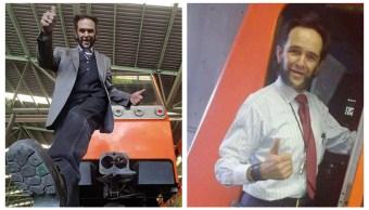 Wolverine del metro Conductor amable Metro CDMX