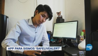 Safelivealert Diego Ramírez Calvo Desarrolló Aplicación