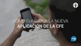 Cfe Contigo Aplicación Facilitar Pago De Recibos