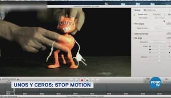 Unos Ceros Stop Motion Explica La Técnica Cinematográfica
