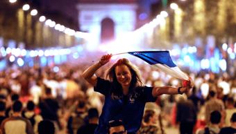 Francia movilizará a 110 mil policías para final de Rusia 2018