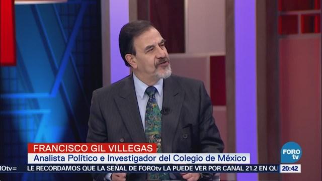 Francisco Gil Villegas analiza resultados electorales