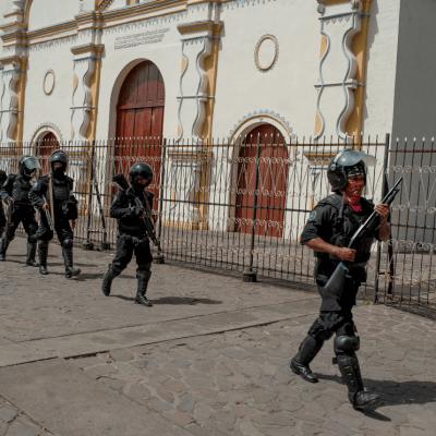 Gobierno de Nicaragua aísla y ataca a comunidad indígena de Masaya