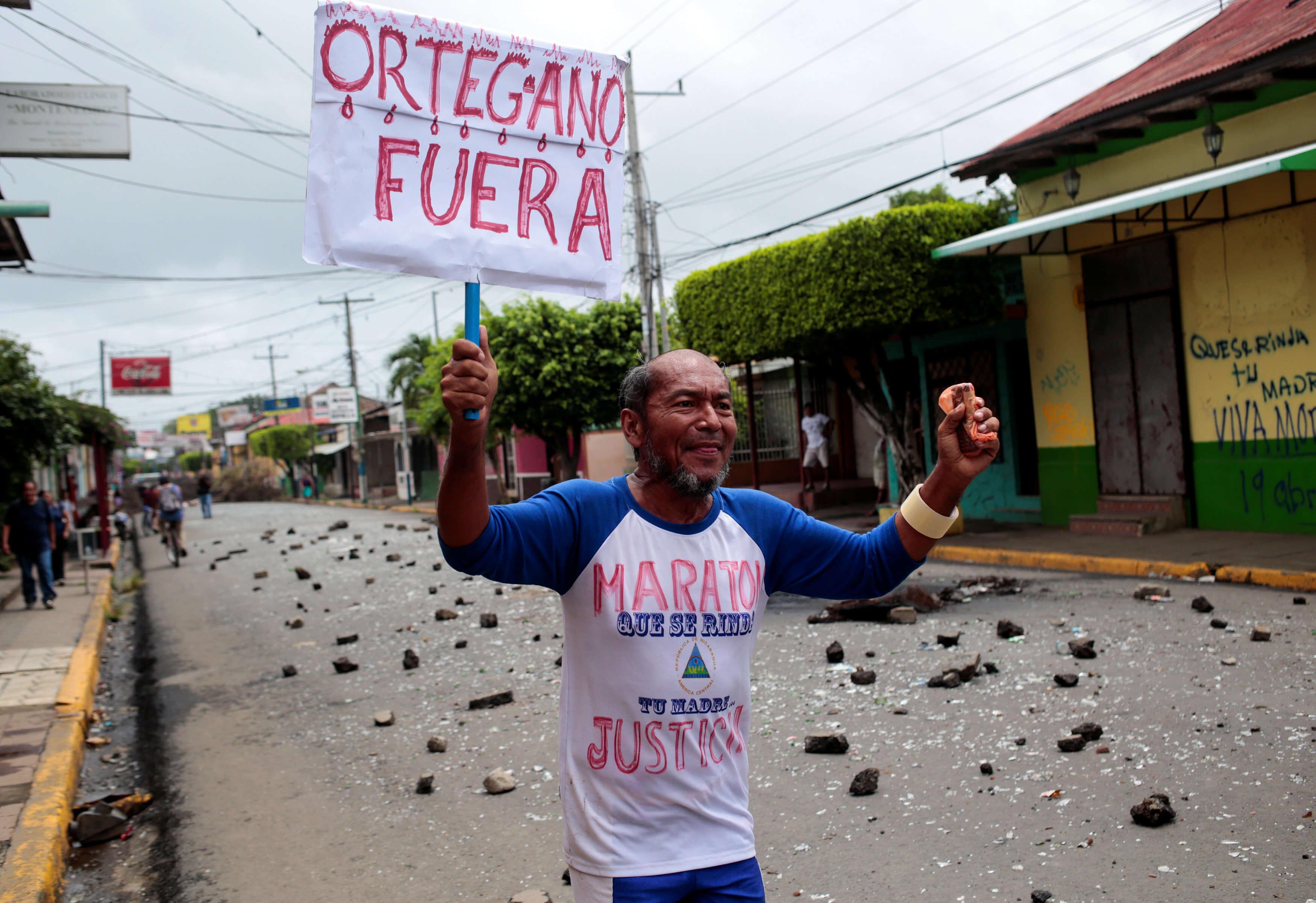 Murió estudiante refugiado en iglesia de Nicaragua que era atacada