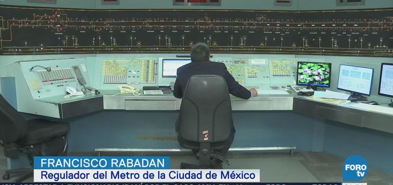 Funcionamiento del Metro en la CDMX