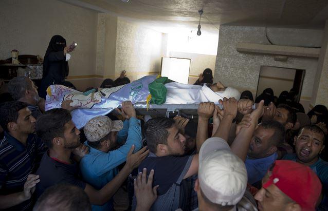 Guerra en Medio Oriente: Israel lanza bombardeo masivo contra Gaza