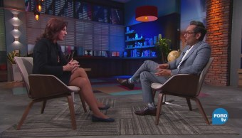 Genaro Lozano entrevista a Beata Wojna