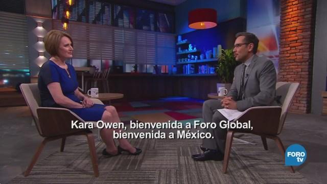 Genaro Lozano Entrevista A Kara Owen