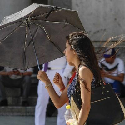 Onda tropical número 21 ocasionará lluvias en el Valle de México