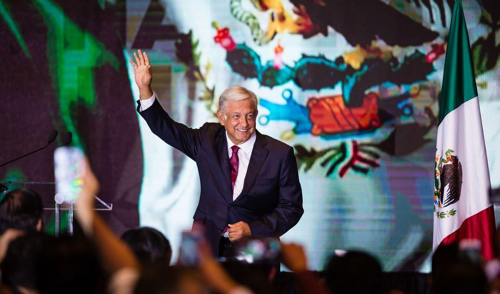 Resultado de imagen para amlo gana la presidencia