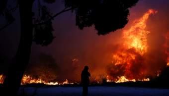 Gobierno Grecia confirma 20 muertos incendios forestales