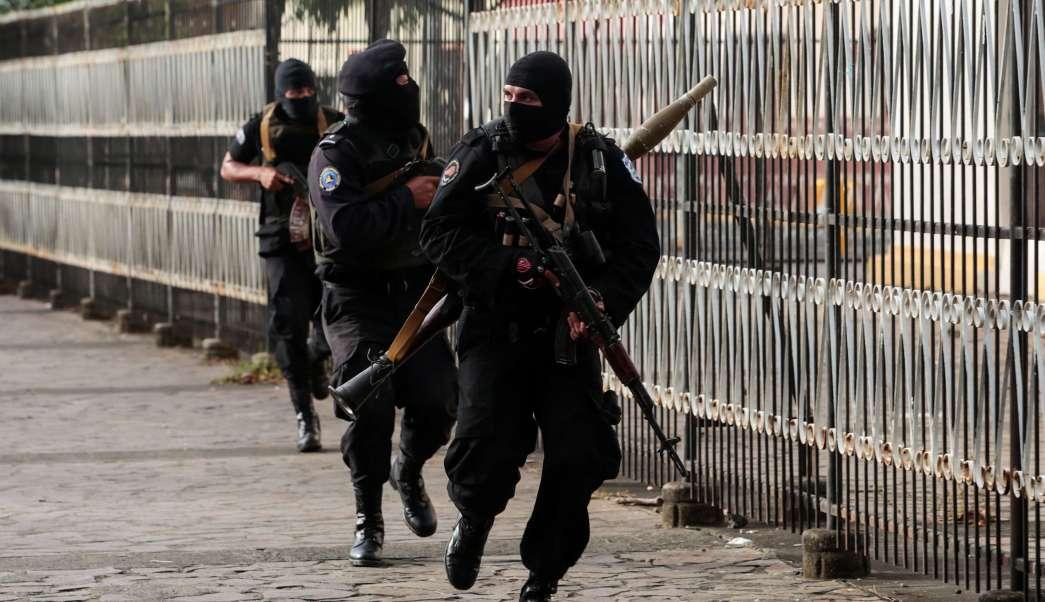 Gobierno Nicaragua toma control Masaya intenso bombardeo