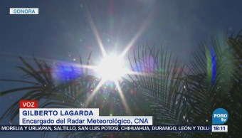 Habitantes Sonora Resienten Temperaturas Extremas Clima