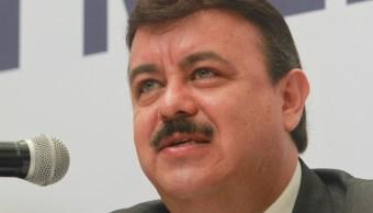 Hiram Almeida presenta su renuncia a la SSPCDMX