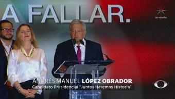 Histórico triunfo de López Obrador