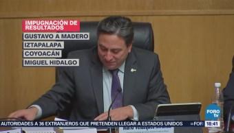 Iecm Recibe 187 Impugnaciones Elecciones