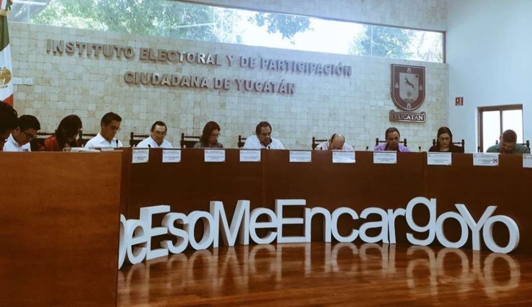 Instituto Electoral de Yucatán rechaza manipulación de resultados