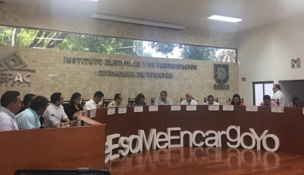 Instituto Electoral de Yucatán pide mesura ante incidentes reportados