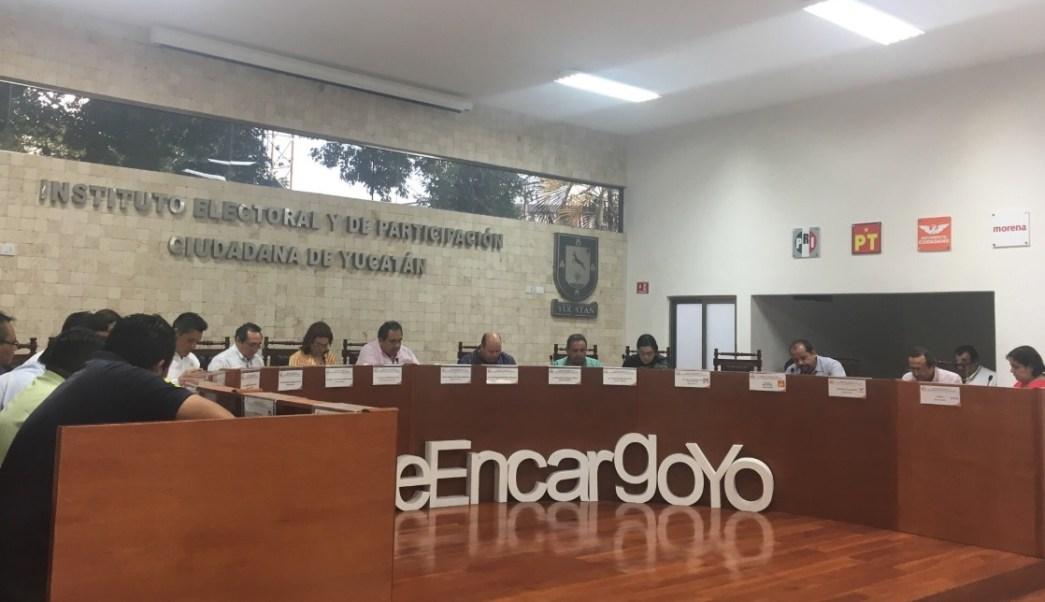Instituto Electoral de Yucatán presenta denuncias penales por robo de boletas