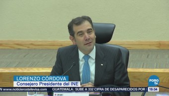 INE Recontará Votos Emitidos Julio Elecciones Julio