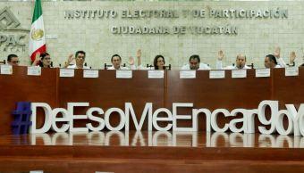 Yucatán anulará elecciones municipales en Xocchel y Sanahcat
