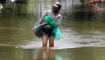 Suman 20 muertos por la tormenta Son Tinh en Vietnam