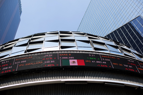 IPC de la BMV registra caída marginal tras alza del jueves