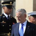 Pentágono, partidario de que Trump y Putin se reunan