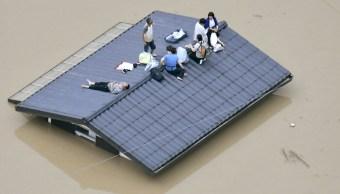 Aumenta a 224 cifra muertos inundaciones históricas Japón