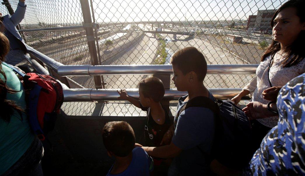 Inmigrantes provenientes de centroamérica siguen arribando a México