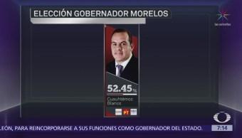 'Juntos haremos historia' gana al menos 5 Gubernaturas