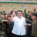 Trump: Si no fuera por mí estaríamos en guerra con Norcorea