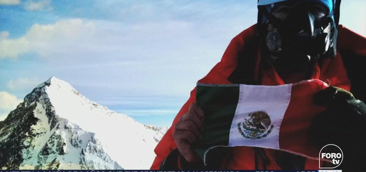La hazaña del alpinista José Luis Sánchez