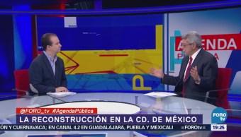 Reconstrucción Ciudad De México Análisis Mauricio Merino