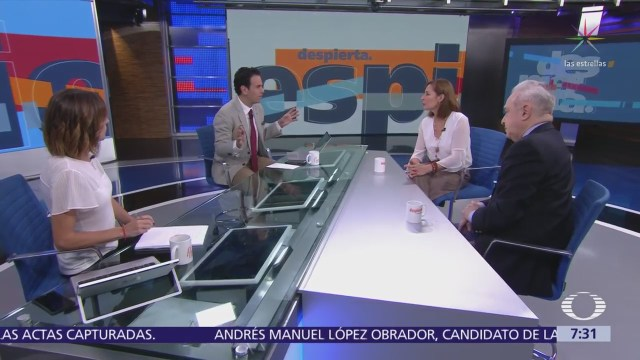 La transición: Tatiana Clouthier y Héctor Vasconcelos en Despierta