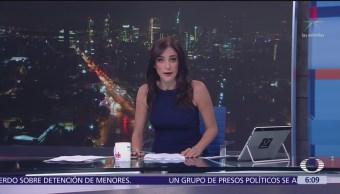 Las noticias, con Danielle Dithurbide: Programa del 10 de julio del 2018