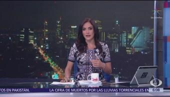 Las noticias, con Danielle Dithurbide: Programa del 11 de julio del 2018