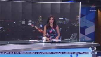 Las noticias, con Danielle Dithurbide: Programa del 5 de julio del 2018