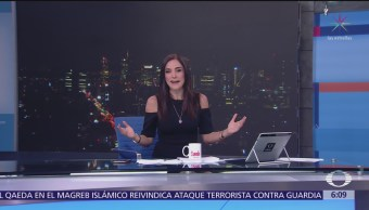 Las noticias, con Danielle Dithurbide: Programa del 9 de julio del 2018