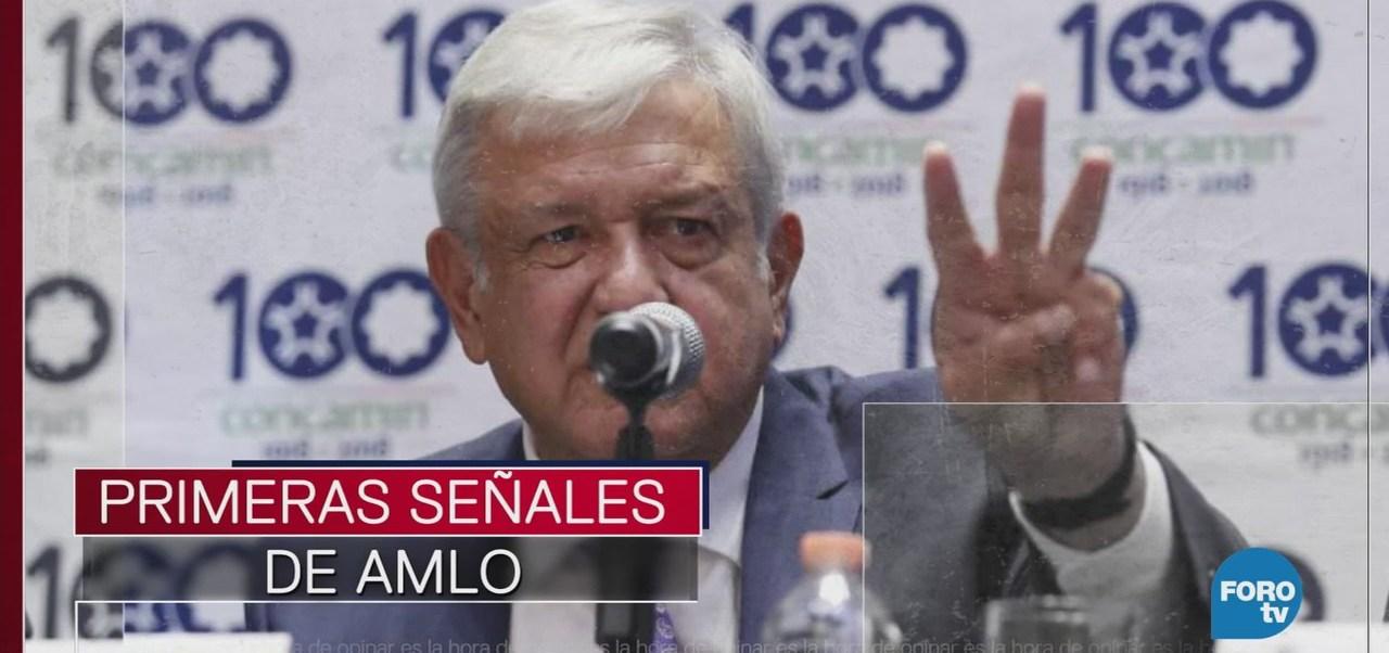 El desgaste de la imagen de AMLO