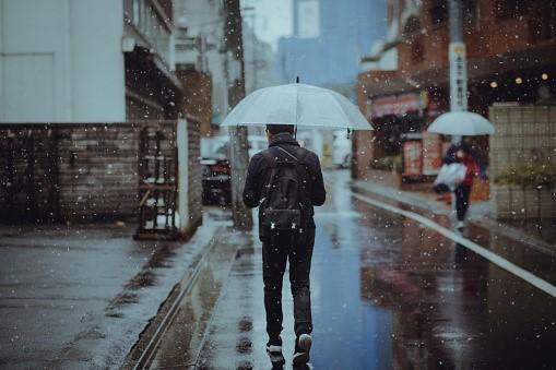 Autoridades advierten por lluvia en varias delegaciones