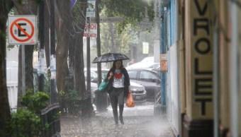 Onda tropical número 15 ocasionará lluvias en todo el país
