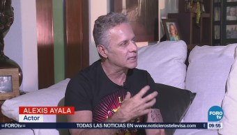 #LoEspectaculardeME: Alexis Ayala se recupera después de padecer infarto