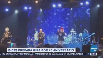 #LoEspectaculardeME: 'B-52´S' festeja 40 años de trayectoria musical