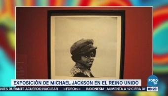 #LoEspectaculardeME: Presentarán exposición de retratos de Michael Jackson