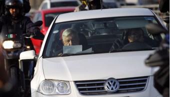 López Obrador se reúne con miembros de su futuro gabinete