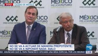 López Obrador: Hay confianza mutua con los empresarios
