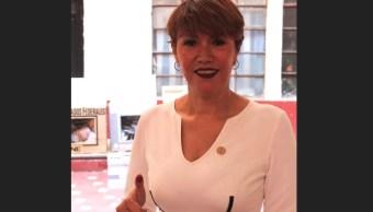 Lorena Osornio reconoce su derrota para el gobierno de la CDMX