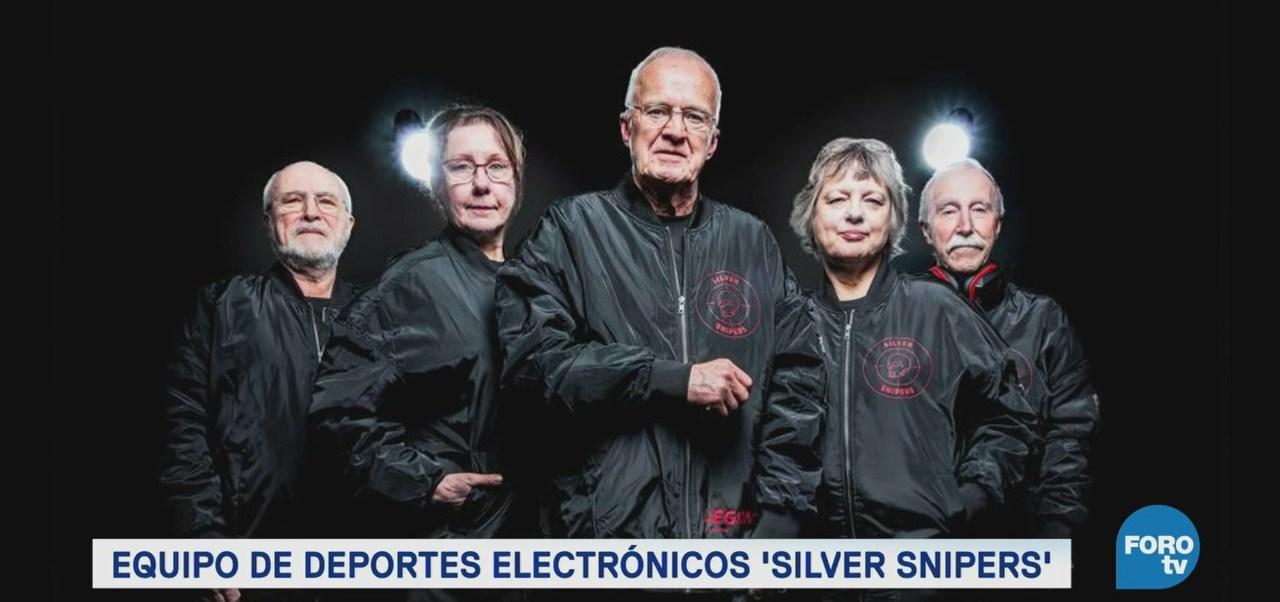 Silver Snipers Equipo Adultos Mayores